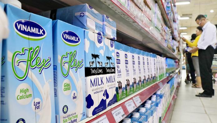 В 2020 году молочная промышленность Вьетнама должна вырасти на 10%